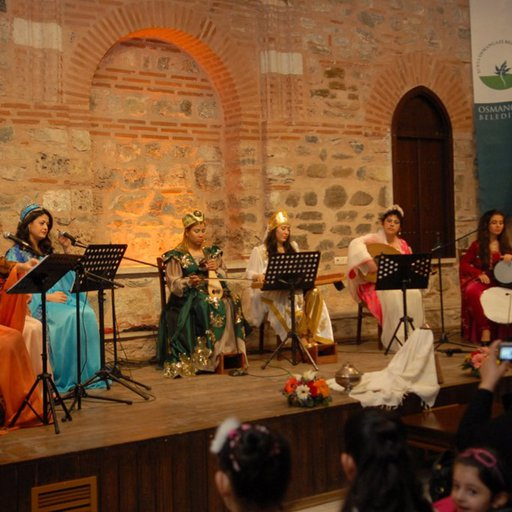 Nev - Eda Bayanlar Türk Müziği Topluluğu