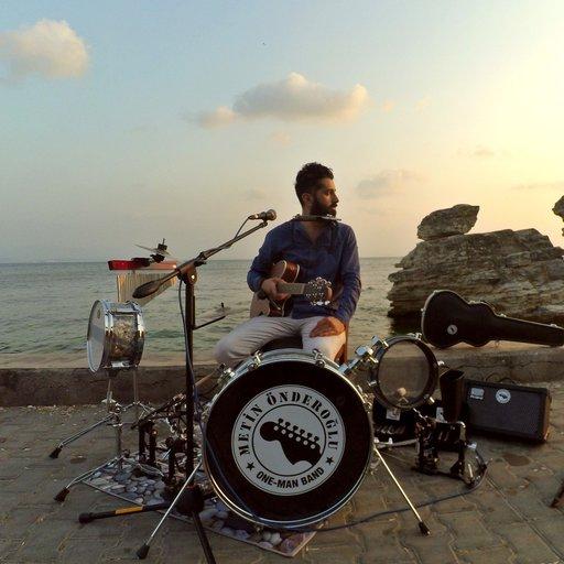 Metin Önderoğlu One Man Band