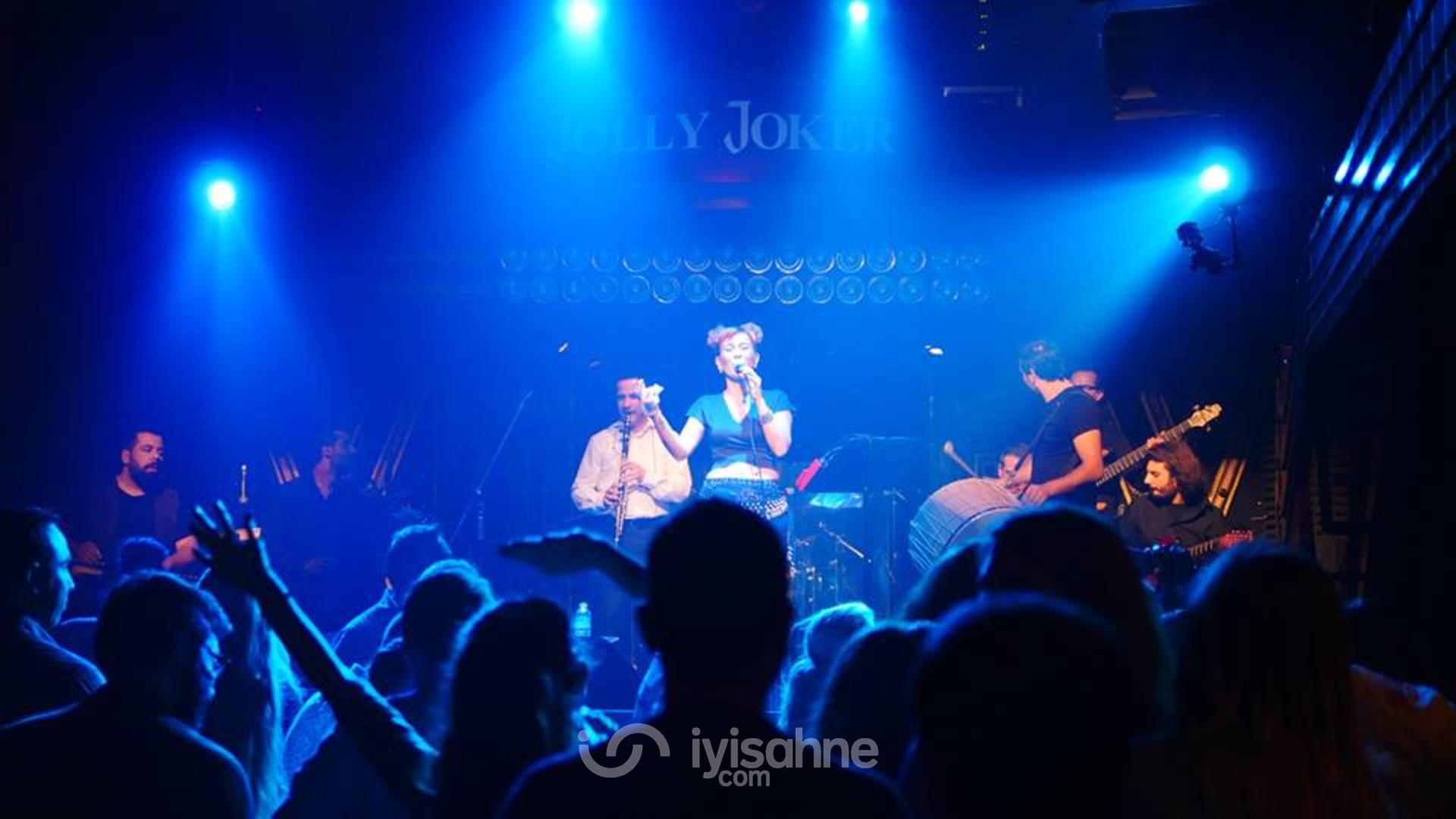 jolly joker İstanbul konseri